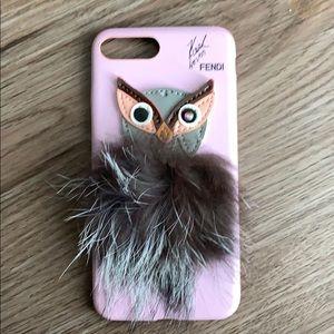 Fendi Iphone 7/8 Plus case